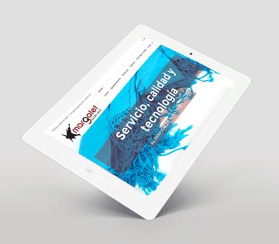 diseño web ropa