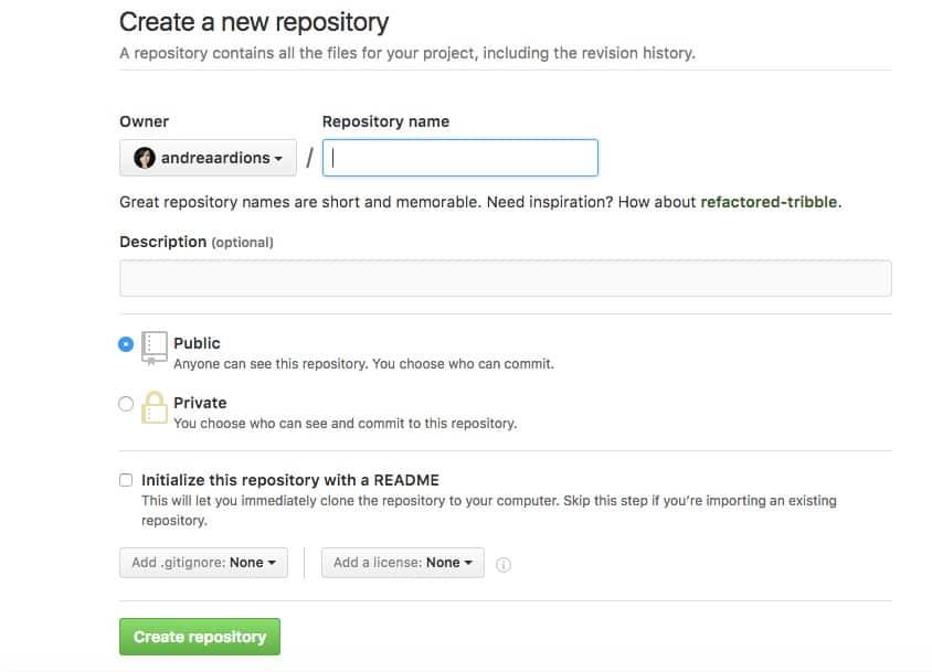 crear-repositorio-en-github