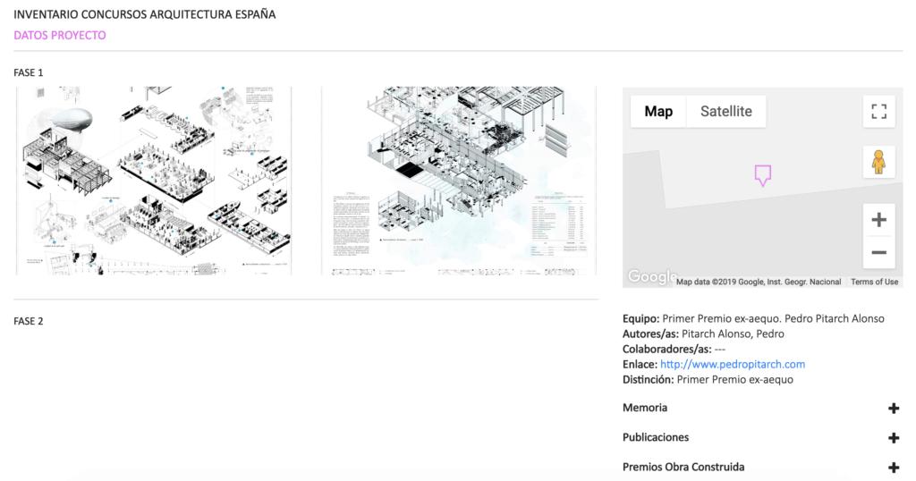 web arquitectura
