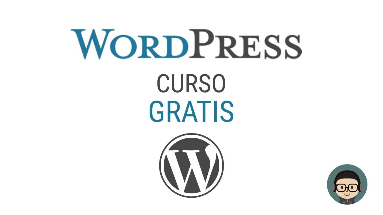 Curso de WordPress GRATIS 2021